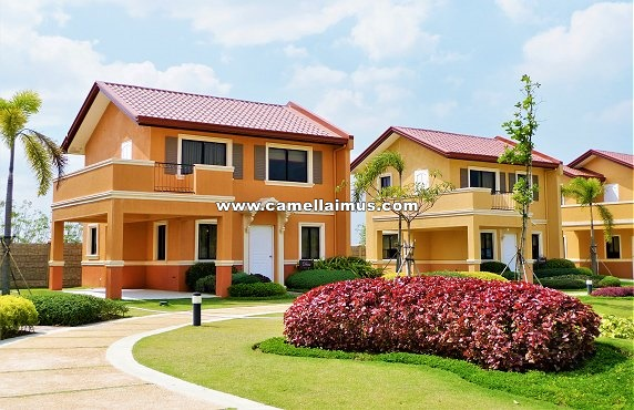 Camella Imus House and Lot for Sale in Cavite Philippines