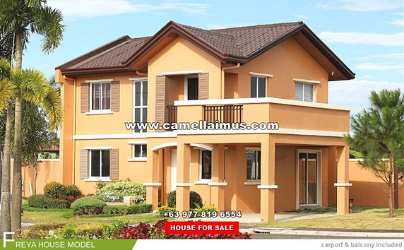 Camella Imus House and Lot for Sale in Imus Philippines