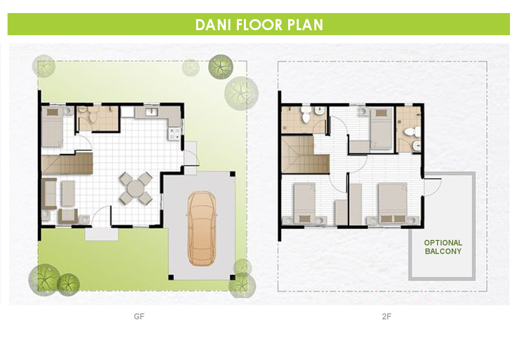 Dani  House for Sale in Imus