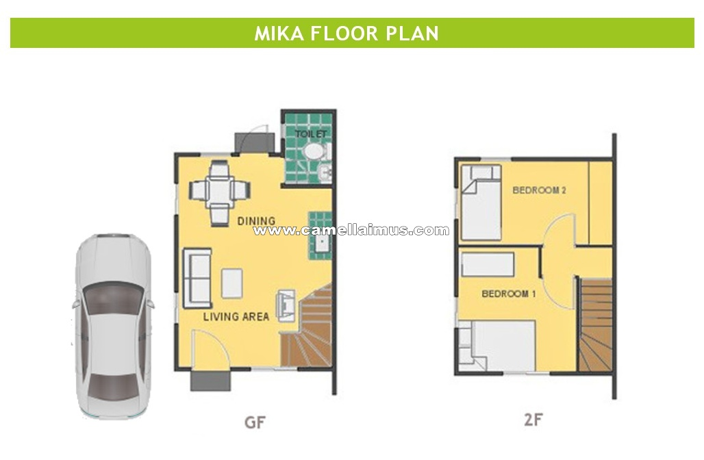 Mika  House for Sale in Imus