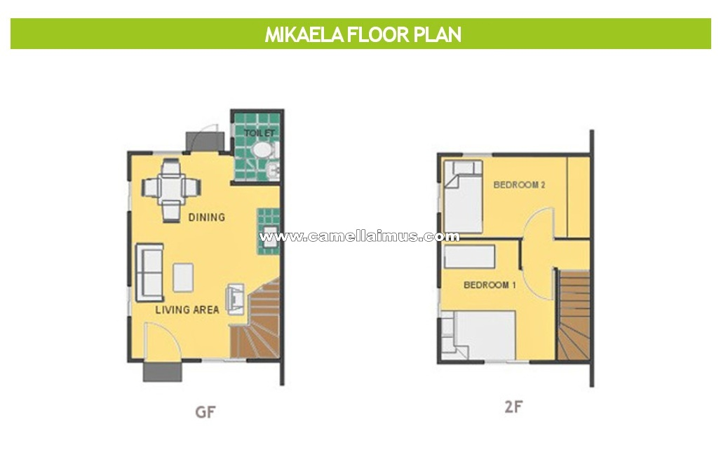 Mikaela  House for Sale in Imus