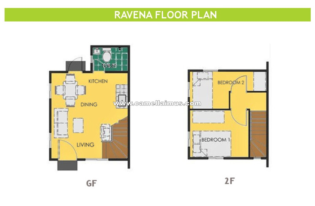Ravena  House for Sale in Imus
