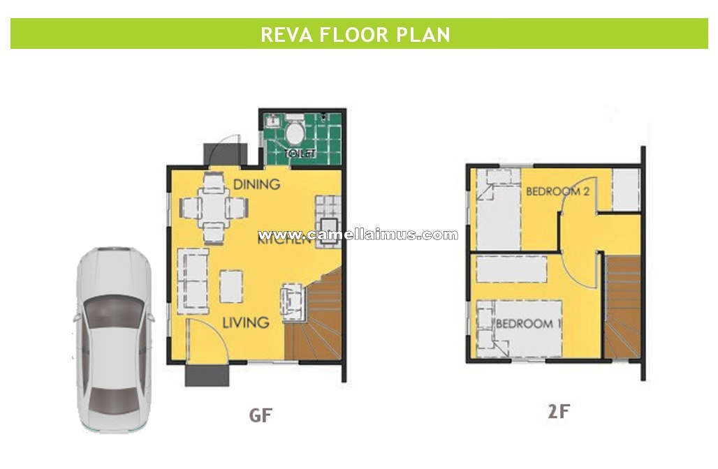 Reva  House for Sale in Imus