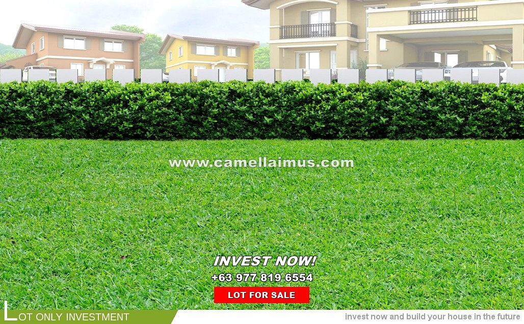 Lot House for Sale in Imus