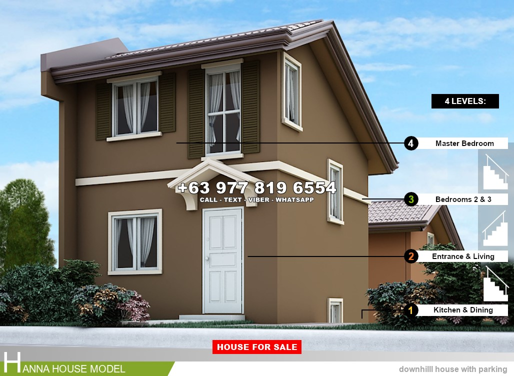 Hanna House for Sale in Imus