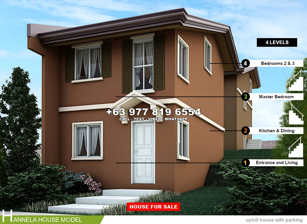 Hannela House for Sale in Imus