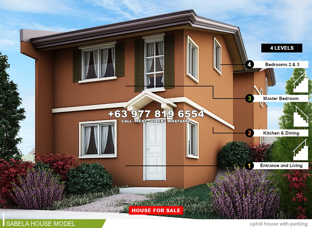 Isabela House for Sale in Imus