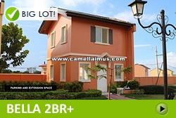 Bella House and Lot for Sale in Imus Cavite Philippines