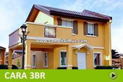 Cara House and Lot for Sale in Imus Cavite Philippines