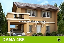 Dana House and Lot for Sale in Imus Cavite Philippines