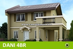 Dani House and Lot for Sale in Imus Cavite Philippines