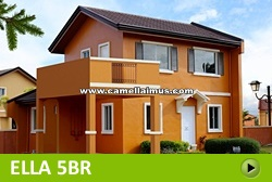 Ella House and Lot for Sale in Imus Cavite Philippines