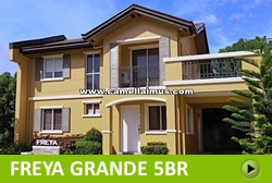 Freya House and Lot for Sale in Imus Cavite Philippines