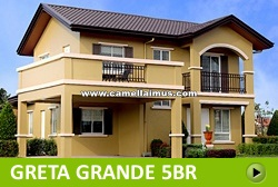 Greta House and Lot for Sale in Imus Cavite Philippines