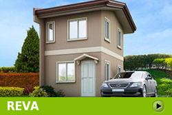 Reva House and Lot for Sale in Imus Cavite Philippines