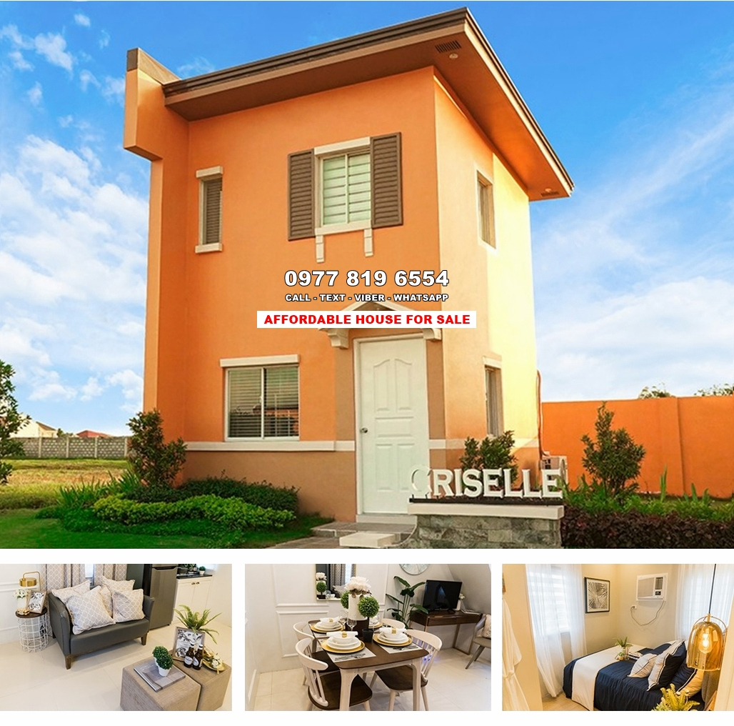 Criselle House for Sale in Imus