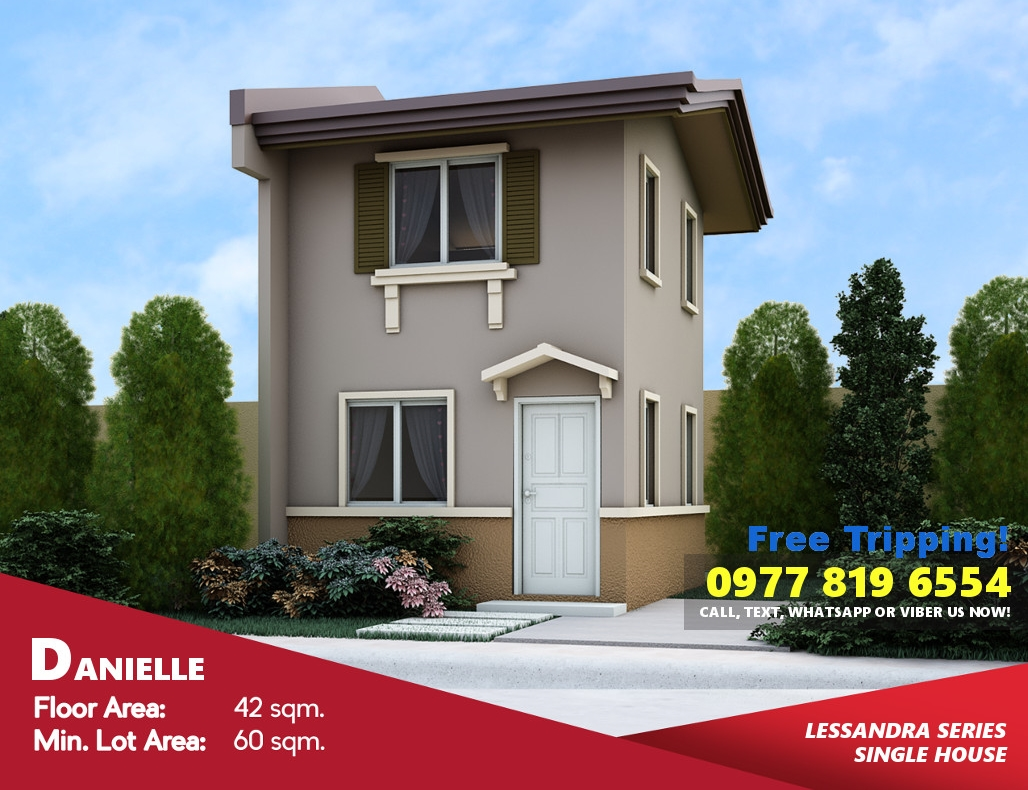 Danielle House for Sale in Imus