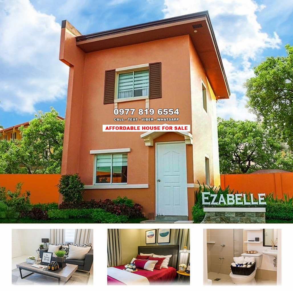Ezabelle House for Sale in Imus