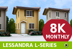 Lessandra Affordable Houses in Camella Imus